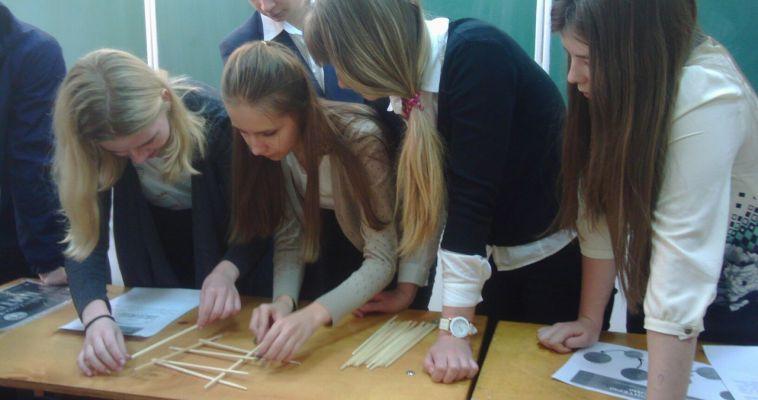 Магнитогорские школьники изготовили катапульту