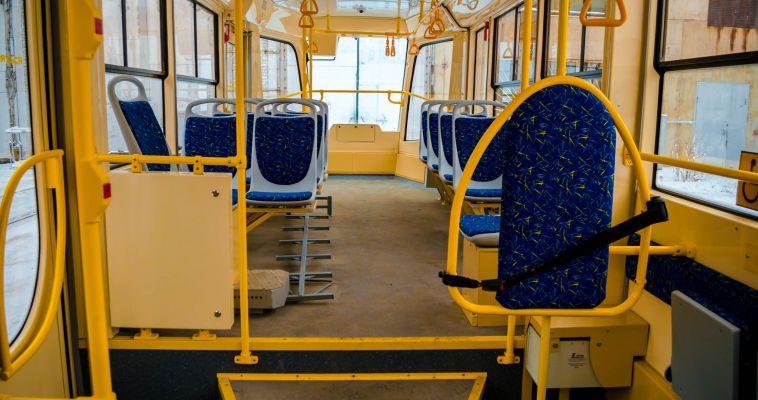 Магнитогорск сэкономил на новых трамваях