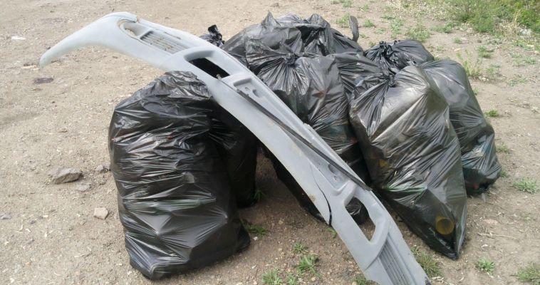 Магнитка утопает в мусоре. В городе продолжается масштабная санитарная уборка