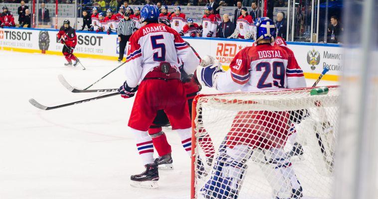 Фото. Россия и Канада выбыли из U18