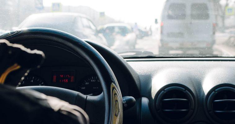«Вафля» на дороге спасет от затора