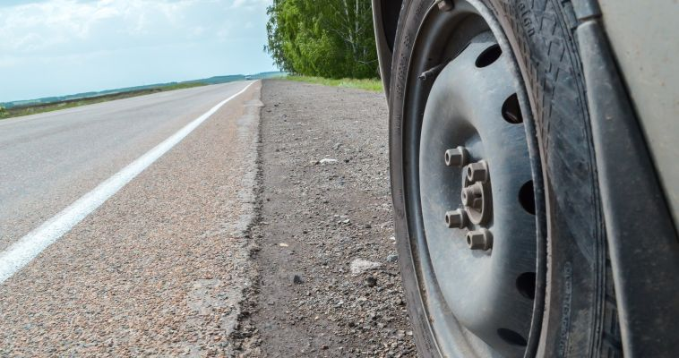 ФСБ предупредило о заторах на границе с Казахстаном