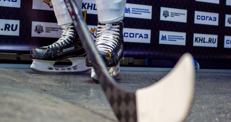 Магнитогорские хоккеисты-любители выиграли бронзу Ночной Лиги