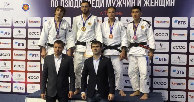 Магнитогорские дзюдоисты привезли «бронзу» с чемпионата Урала