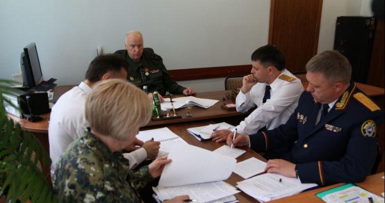 Глава следственного комитета посетил Магнитогорск