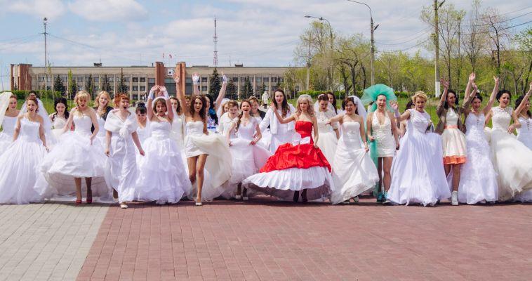Невесты выйдут на парад