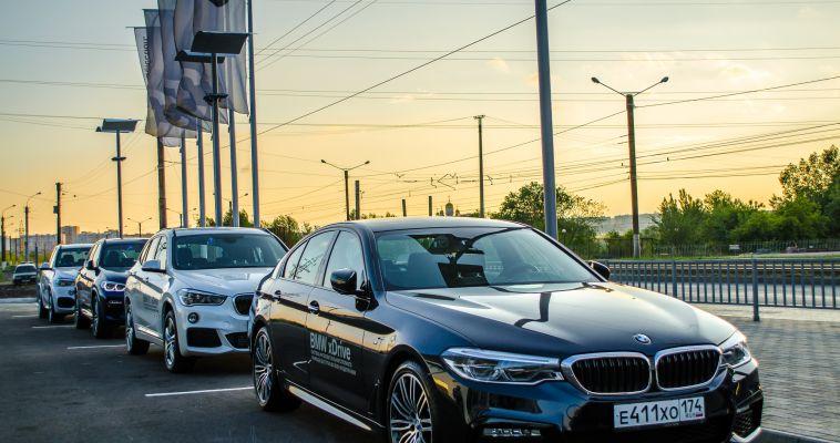 В Магнитогорске открылся новый официальный дилерский центр BMW «Прайм Авто»