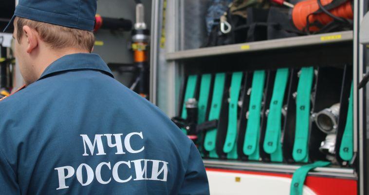 В огне сгорело более 17 миллионов рублей