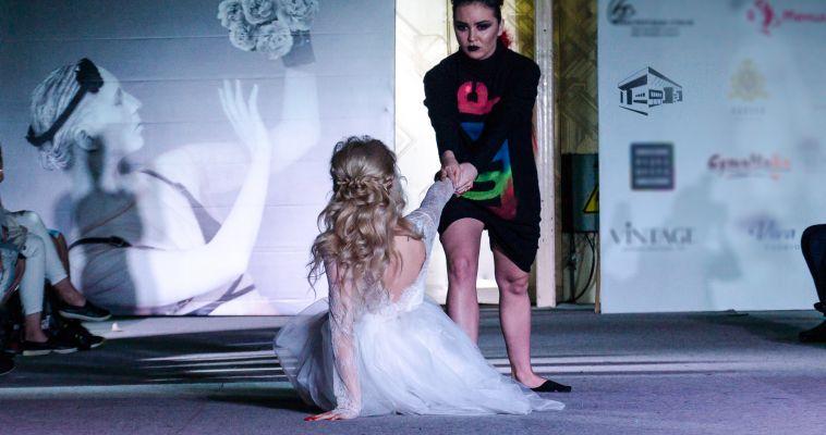 В моде - килты и хиджабы. В Магнитогорске состоялся фестиваль моды и музыки «Половодье»
