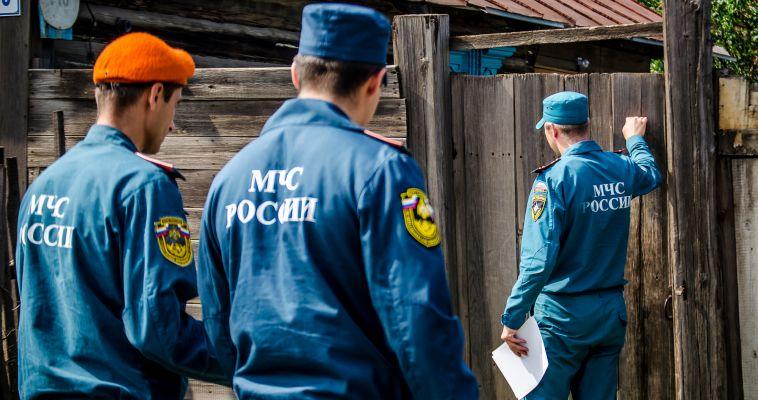 Спасатели Магнитогорска настороже: в городе участились случаи пожаров