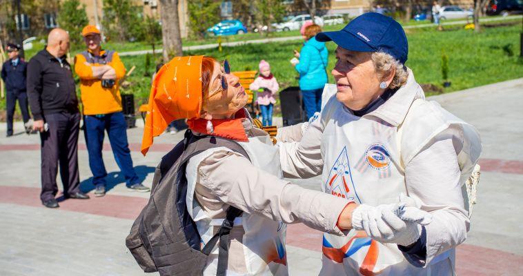 Магнитогорские «серебряные» волонтёры получили деньги на ресурсный центр