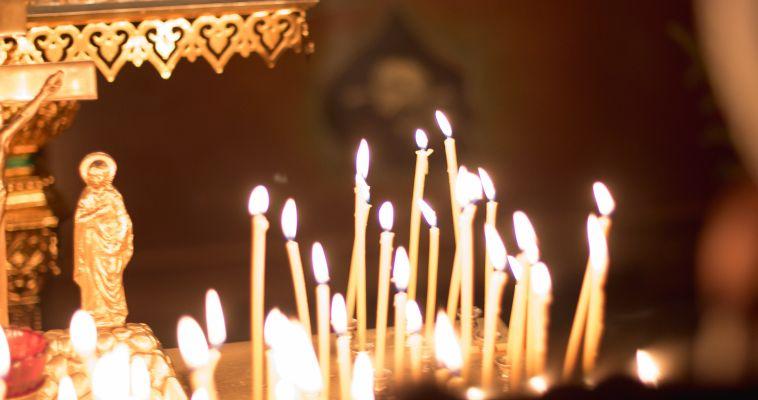 В день Крещения Руси пройдет праздничная служба