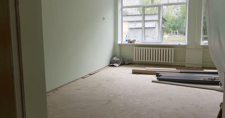 Глава города оценил ход ремонтных работ в детских школах искусств