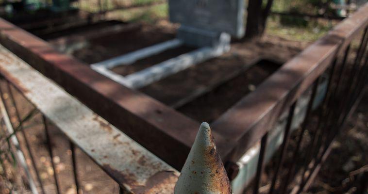 Компания понесла убытки за нелегальное использование кладбищенских земель