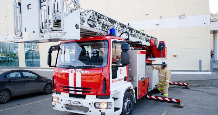 Магнитогорск попал в четверку лидеров по ложным вызовам пожарных