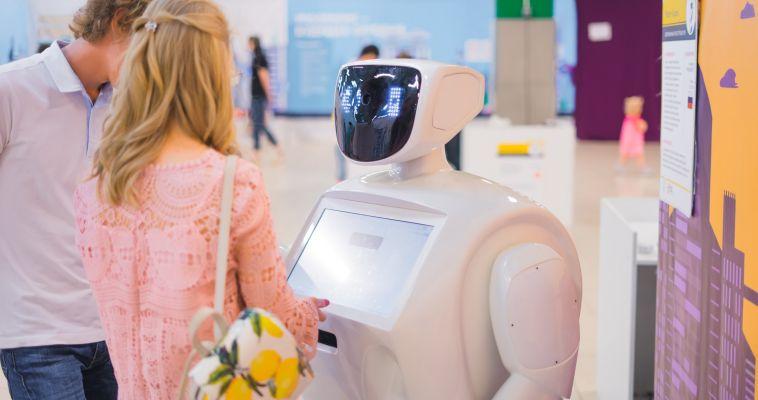 В Магнитогорске нашествие роботов!