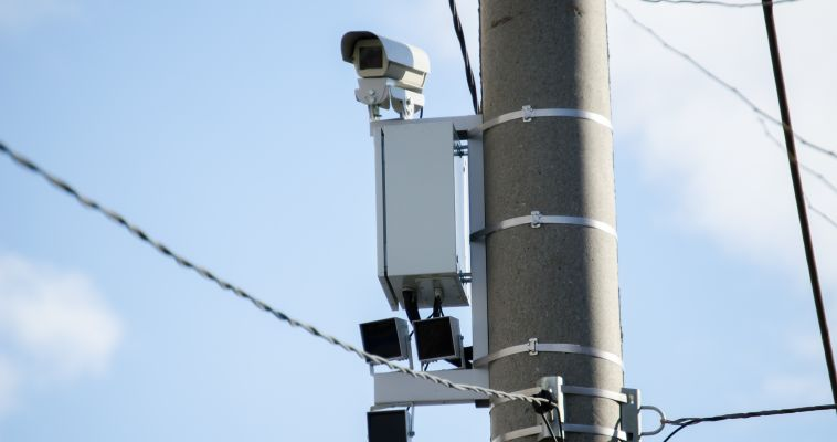 ГИБДД инициировала установку новых камер