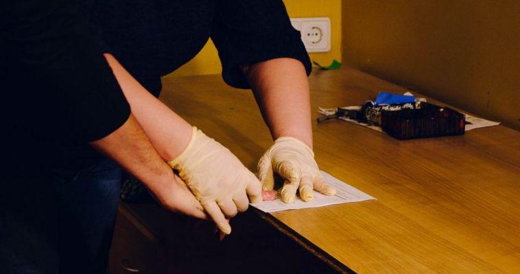 Магнитогорцам предлагают оставить отпечатки пальцев