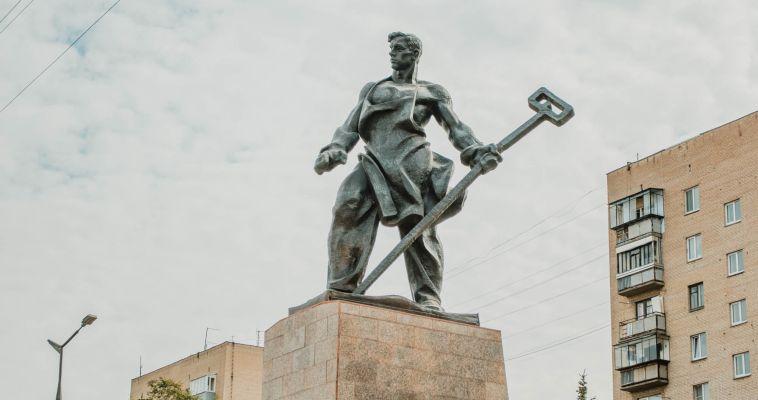 Историческая справедливость: памятник «Рабочий» обрёл истинного скульптора