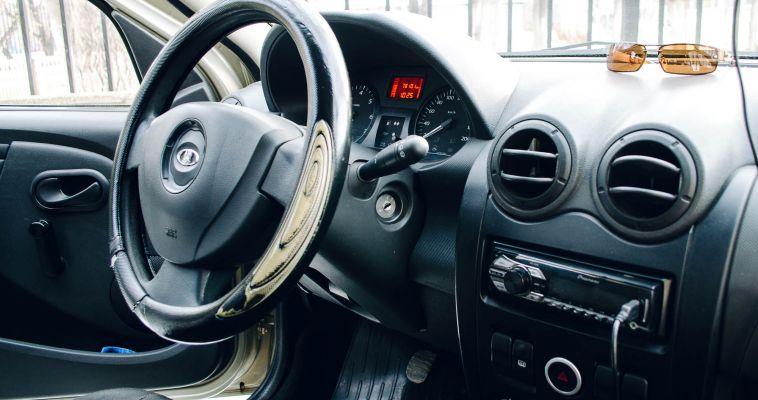 С начала года произошло более ста краж из автомобилей