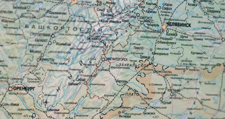 В Челябинской области произошло очередное землетрясение