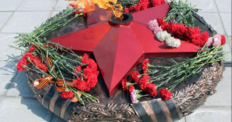 Юные вандалы осквернили память героев войны