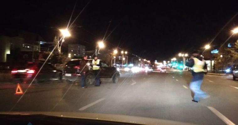 В городе увеличилось количество ночных ДТП с участием пешеходов