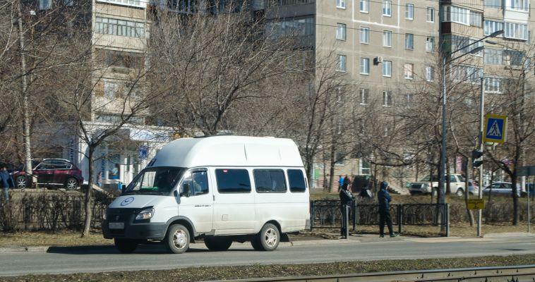Сергей Бердников потребовал усилить контроль за маршрутками