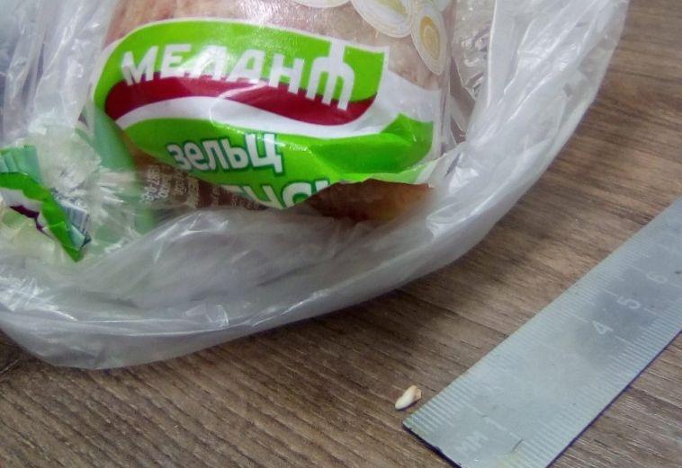 Магнитогорцу в колбасе попался зуб