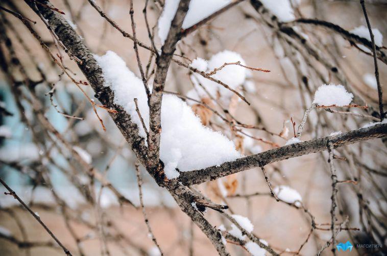 На Южном Урале выпала половина месячной нормы осадков