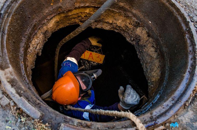Спасатели нашли труп в колодце