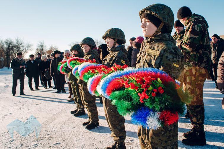 24 года назад началась война в Чечне
