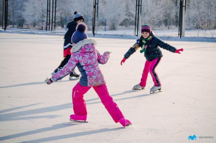 Зимой магнитогорцев ждут десятки спортивных мероприятий