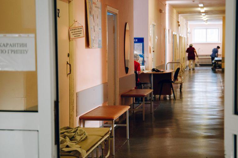 Больничный вор украл пять тысяч рублей