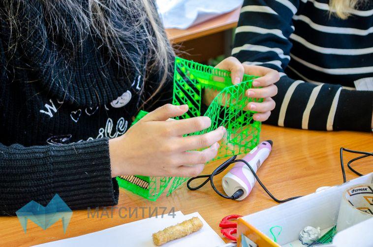 Магнитогорские школьники воссоздают мифы Древней Греции с помощью 3D технологий