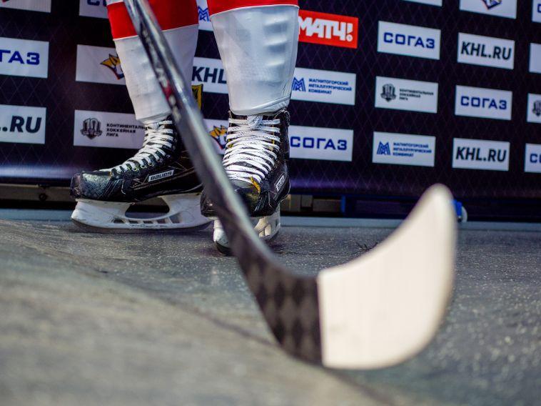 Сборная России обыграла хоккеистов из Чехии