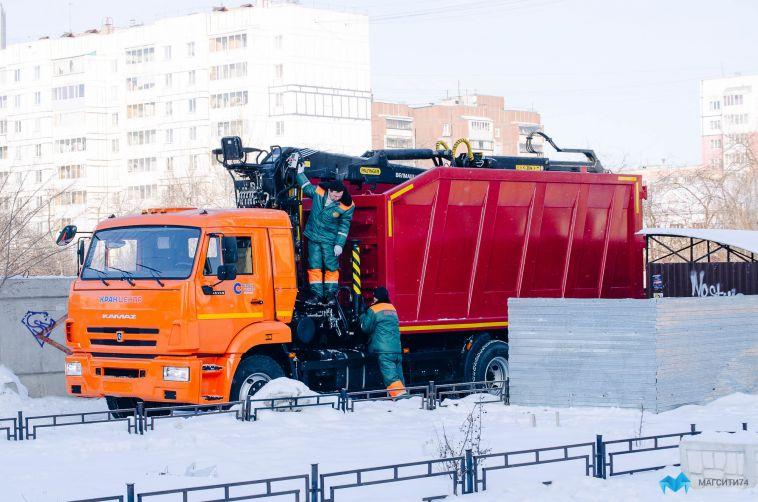 На Южном Урале утвердят единый тариф на вывоз мусора