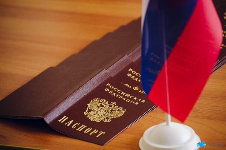 В канун Нового года бездомные получили паспорта