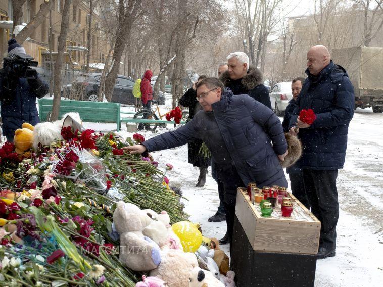 Магнитогорск посетил глава Минстроя Владимир Якушев
