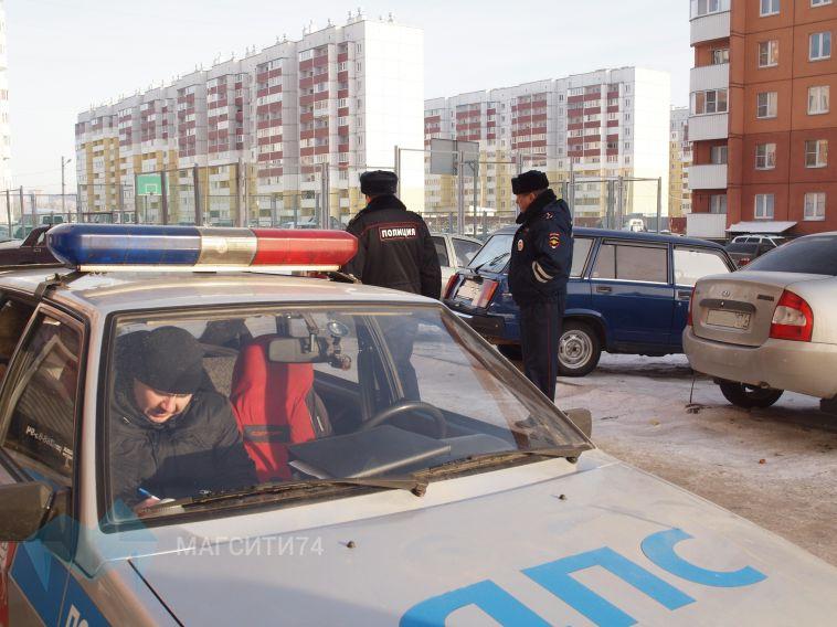 Полицейские наказали тех, кто парковался на детских площадках