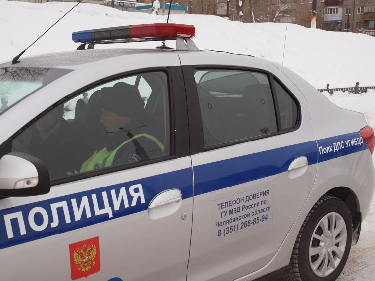 Областные экипажи ДПС вернулись в Челябинск