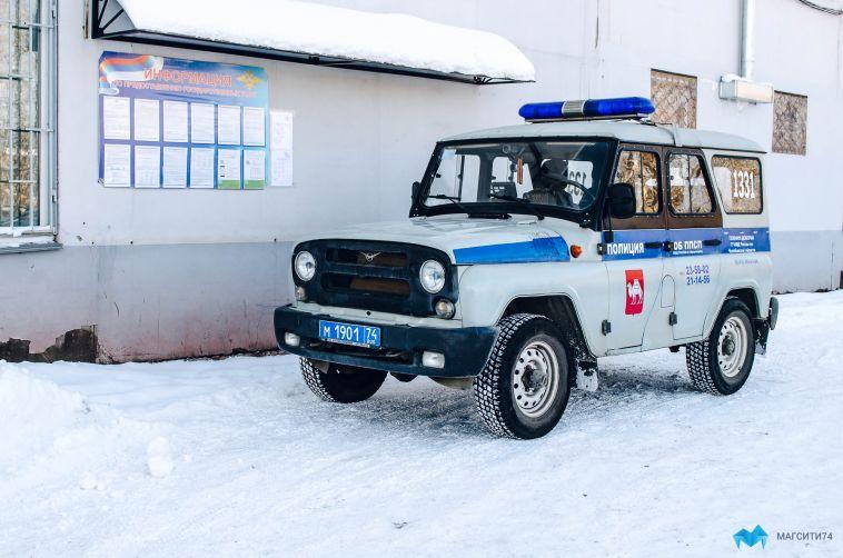 В Магнитогорске неизвестные обстреляли магазин