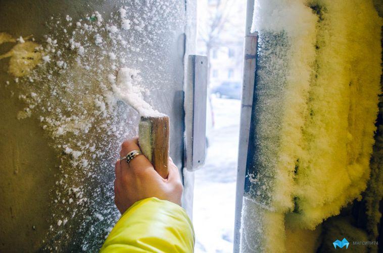 Школьники сегодня останутся дома из-за мороза