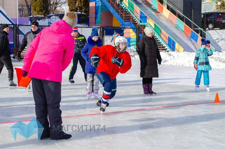 Лед зовет! Магнитогорцы вышли на всероссийские соревнования
