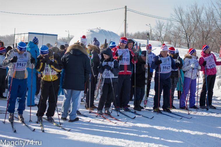 В Экопарке состоится «Лыжня России — 2019»