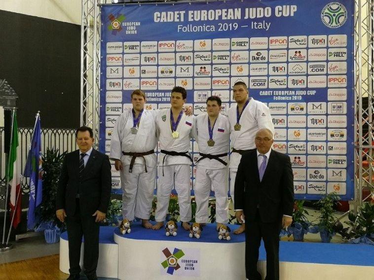 Магнитогорец завоевал бронзу в Италии