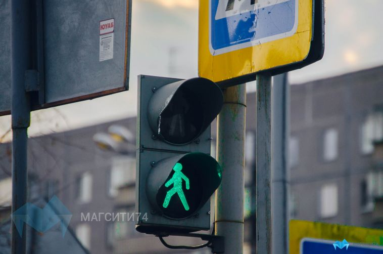 На пересечении Карла Маркса и Завенягина устанавливают светофор