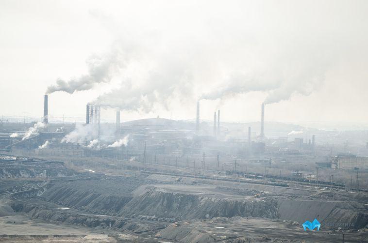 За четыре года вредные выбросы на Южном Урале сократились почти на 30%