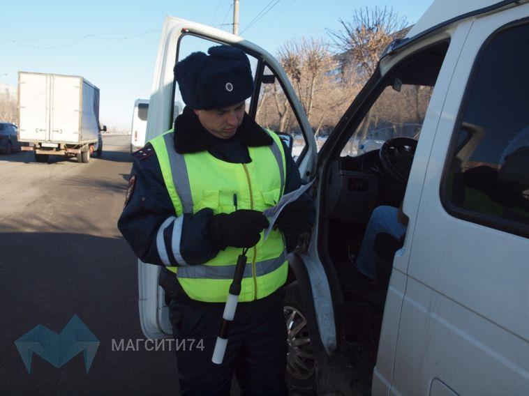 Девять нарушений выявили инспекторы у водителей маршруток