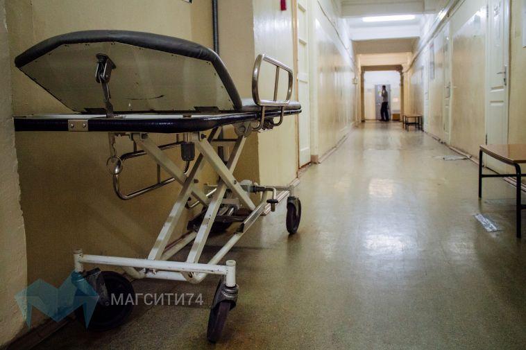 В Башкирии врачи наложили пенсионерке швабру вместо шины